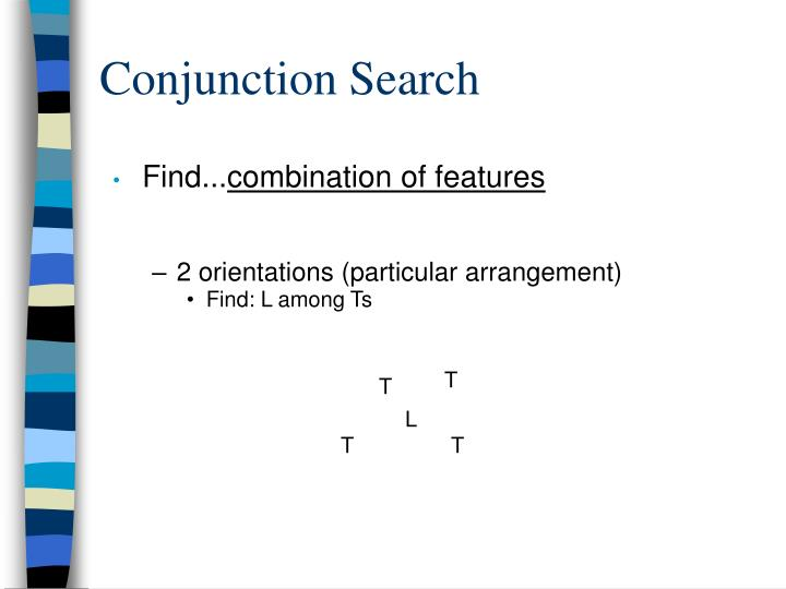 Conjunction Search