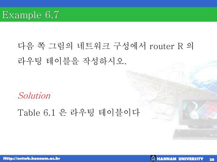 Example 6.7