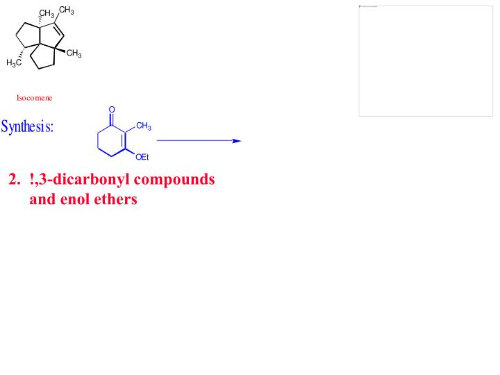 2.  !,3-dicarbonyl compounds