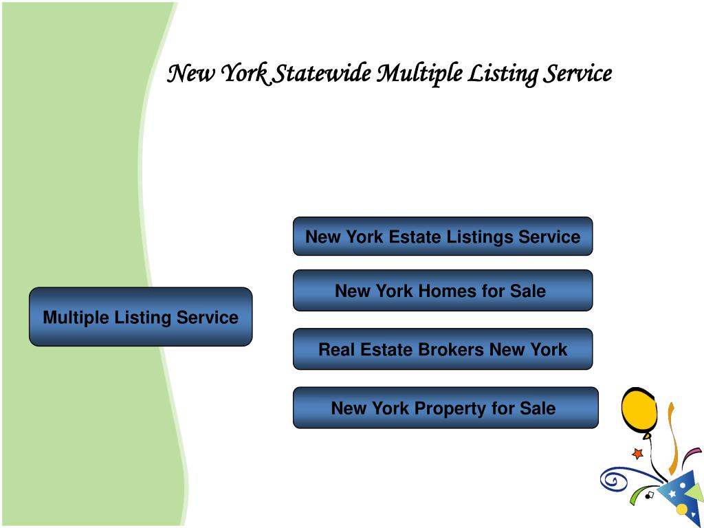 New York Statewide Multiple Listing Service