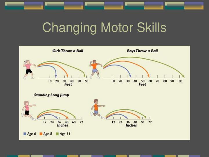 Changing Motor Skills