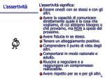 l assertivit1