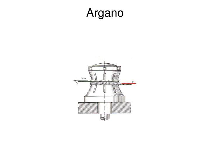 Argano