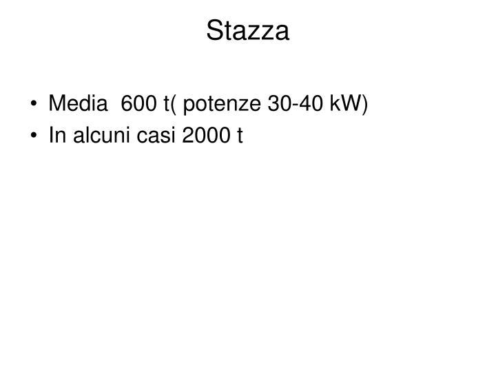 Stazza