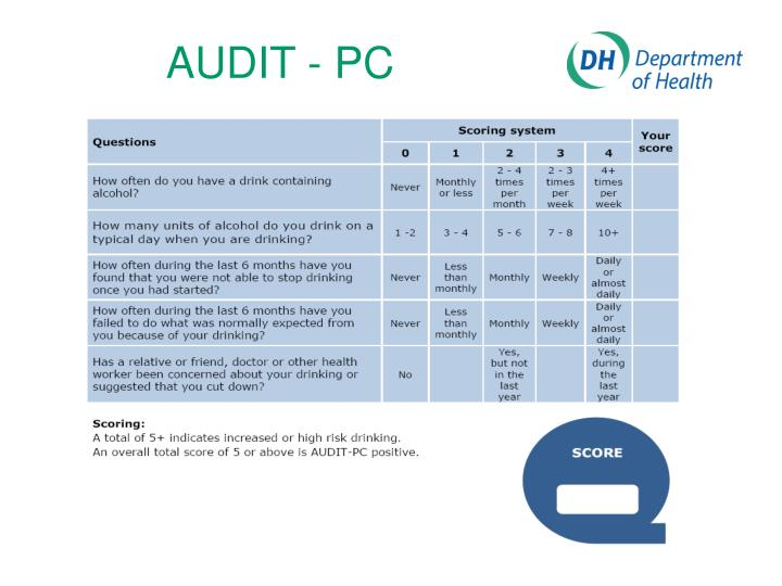 AUDIT - PC