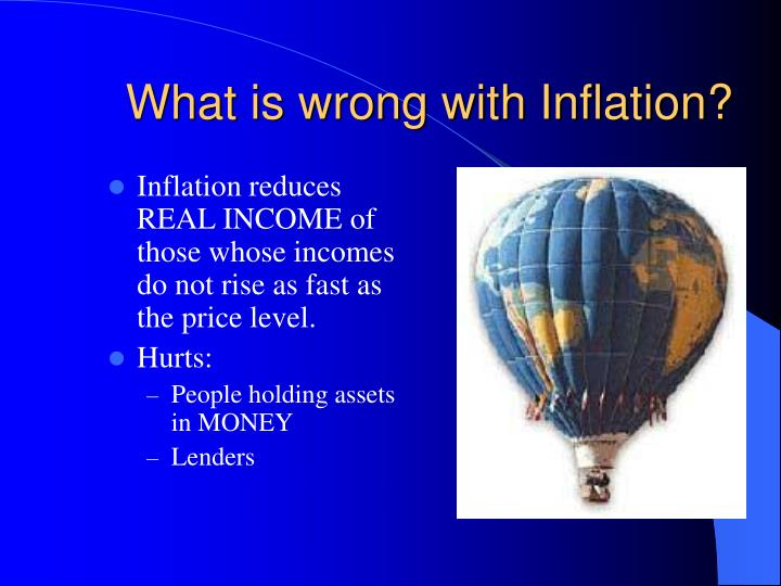 What is wrong with Inflation?