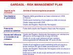 gardasil risk management plan