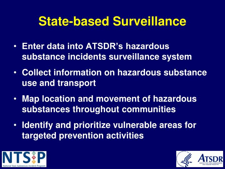 State-based Surveillance