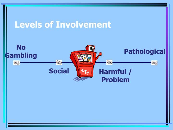 Levels of Involvement