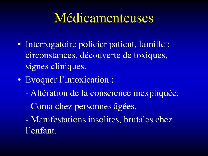 Médicamenteuses