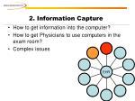 2 information capture