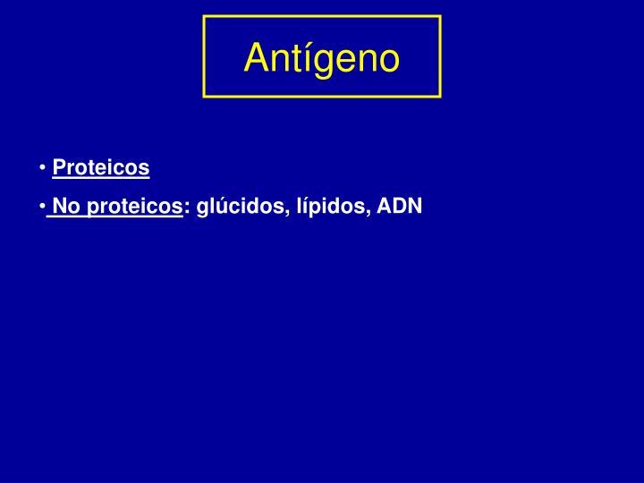 Antígeno