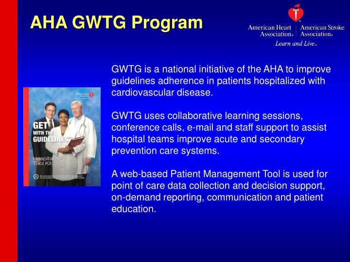 AHA GWTG Program