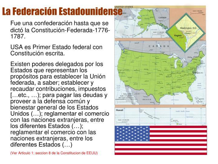 La Federación Estadounidense