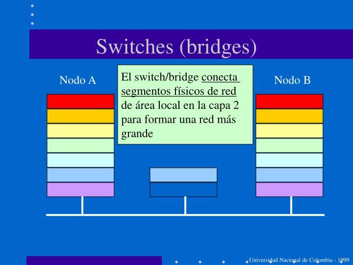 Switches (bridges)
