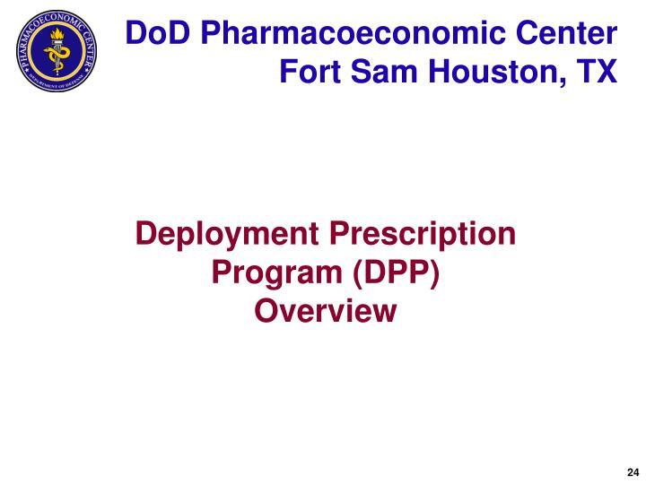 DoD Pharmacoeconomic Center