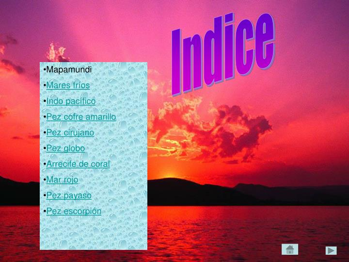 Indice
