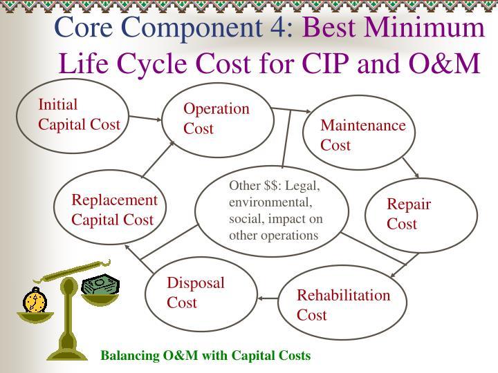 Initial Capital Cost