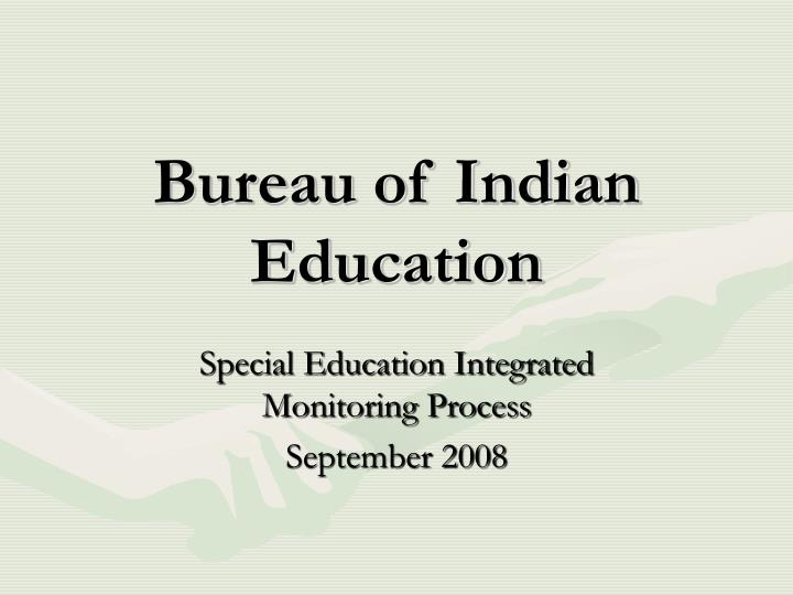 Bureau of Indian Education