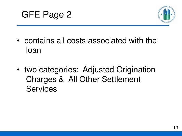 GFE Page 2