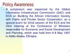 policy awareness1