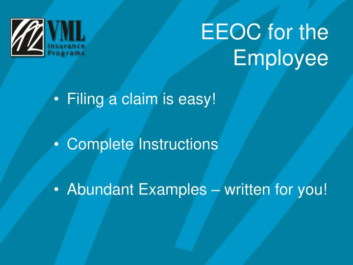 Filing a claim is easy!