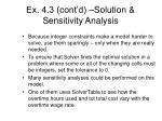 ex 4 3 cont d solution sensitivity analysis