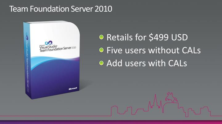 Team Foundation Server 2010