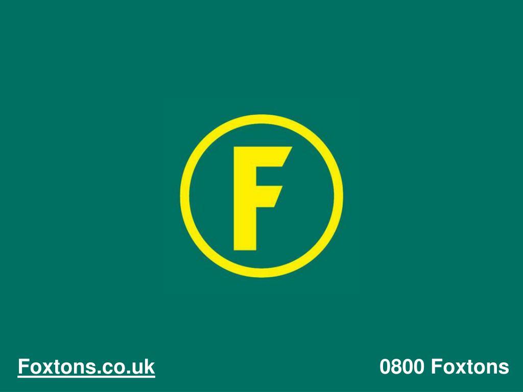 Foxtons.co.uk