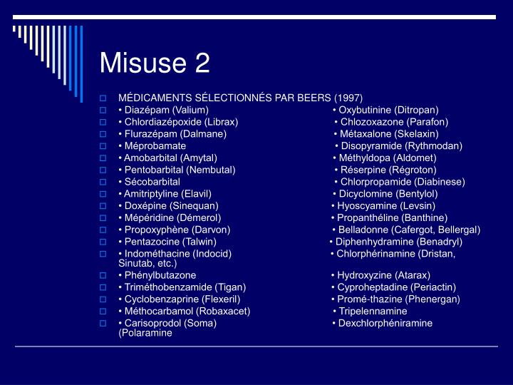 Misuse 2