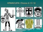 armadura efesios 6 10 18