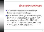 example continued2