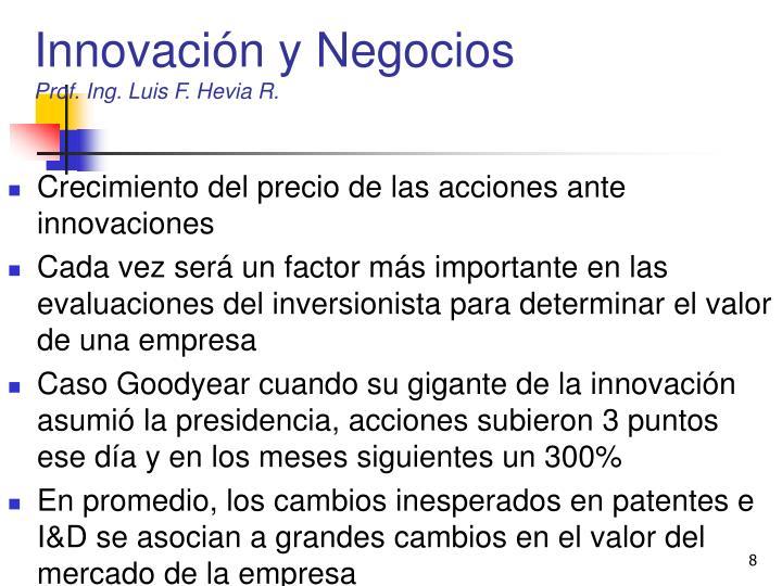 Innovación y Negocios