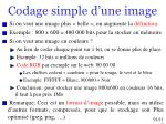 codage simple d une image2