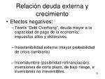 relaci n deuda externa y crecimiento1