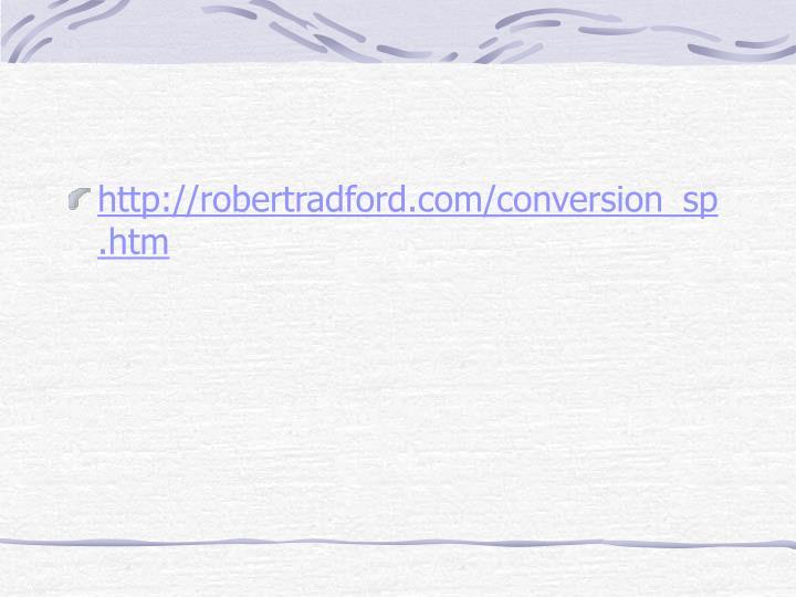 http://robertradford.com/conversion_sp.htm