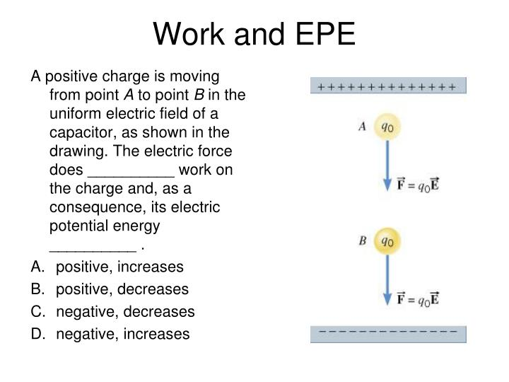 Work and EPE