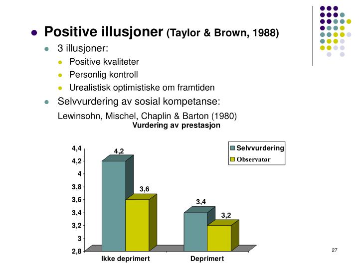 Positive illusjoner