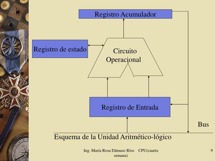 Registro Acumulador