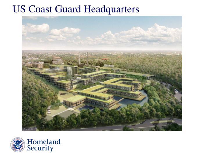 US Coast Guard Headquarters