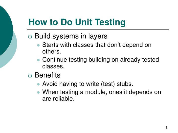 How to Do Unit Testing
