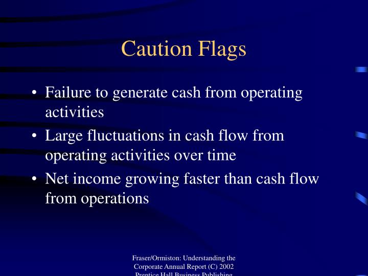 Caution Flags