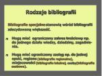 rodzaje bibliografii3
