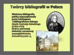 tw rcy bibliografii w polsce1