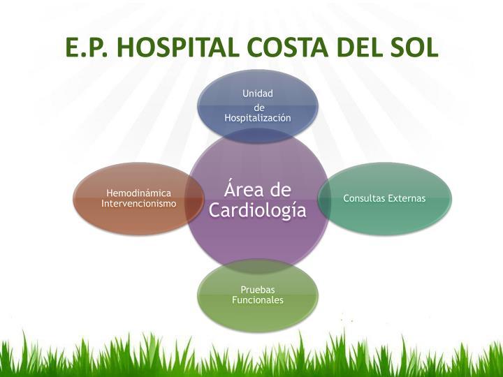 E.P. HOSPITAL COSTA DEL SOL