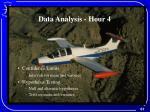 data analysis hour 4