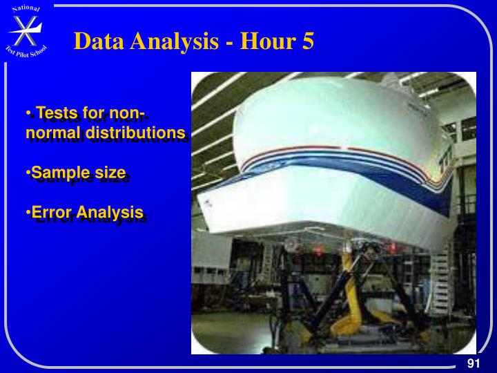 Data Analysis - Hour 5