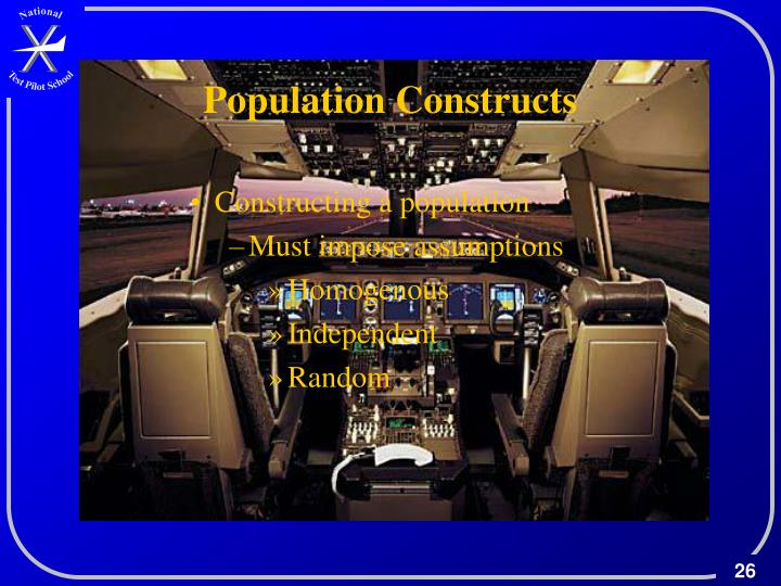 Population Constructs