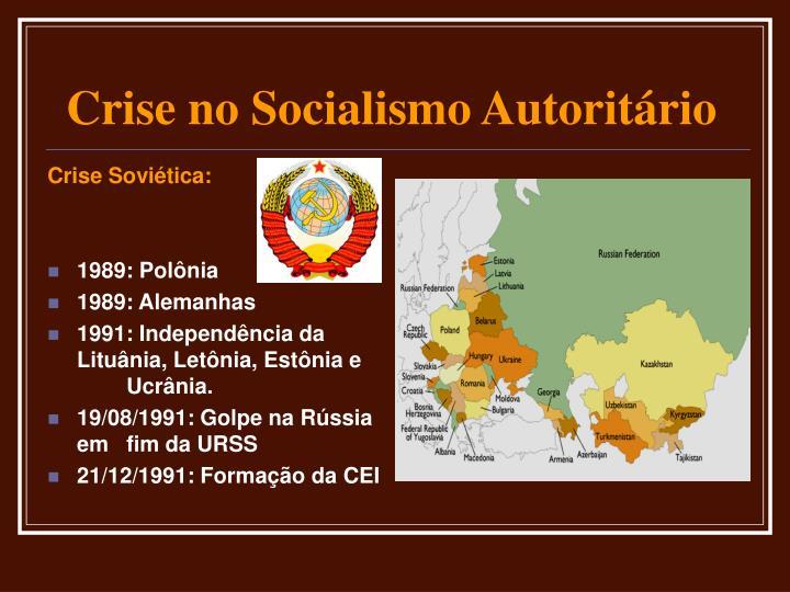 Crise Soviética: