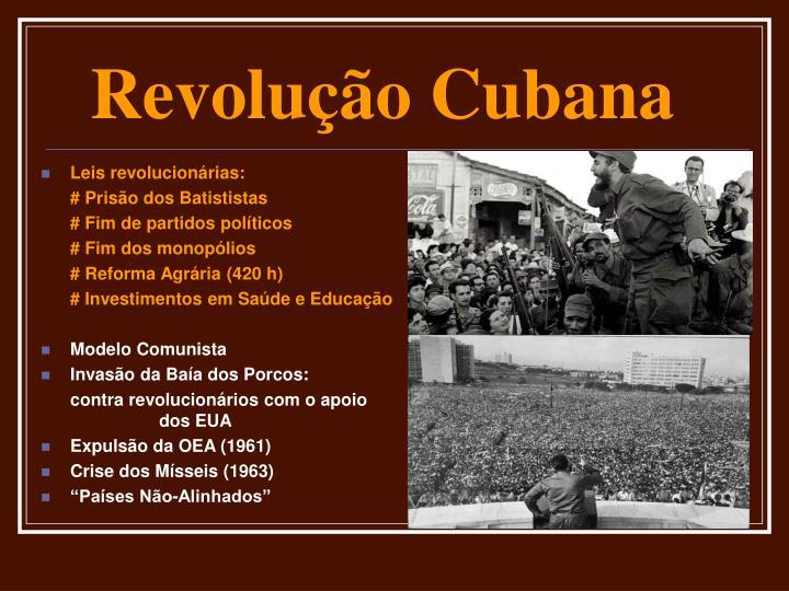 Leis revolucionárias: